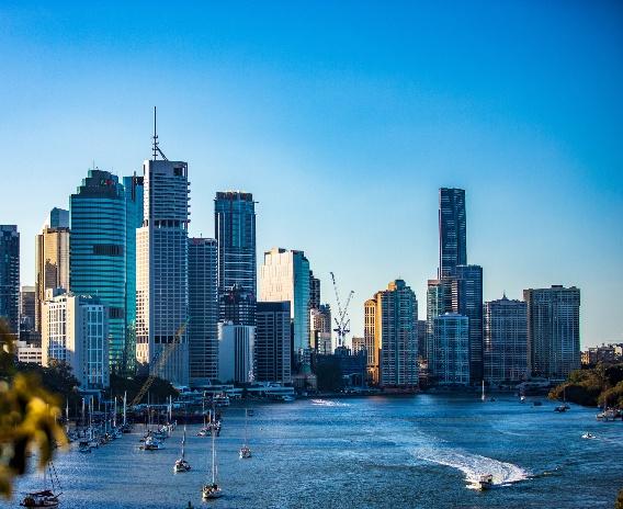giá vé máy bay đi Brisbane PLA