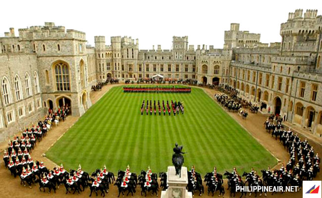 Lâu đài Windsor – Điểm đến lôi cuốn hàng đầu ở nước Anh