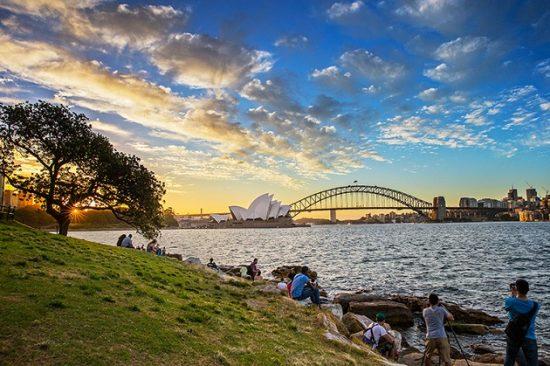mua vé máy bay đi Sydney ở đâu rẻ nhất