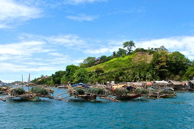 Hòa mình vào thiên nhiên kỳ thú tại Philippines