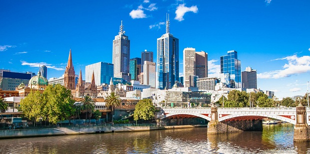Thành phố Melbourne Úc - Philippineair.net