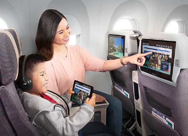 Các hạng ghế của Philippine Airlines