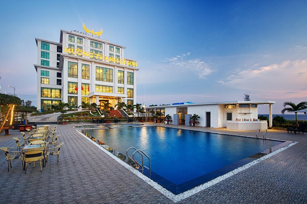 Review khách sạn Mường Thanh Lý Sơn Quảng Nghãi