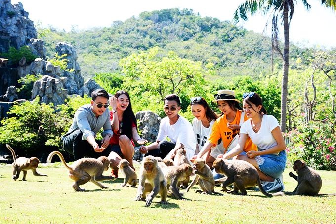 Khu du lịch đảo Hoa Lan ở Nha Trang