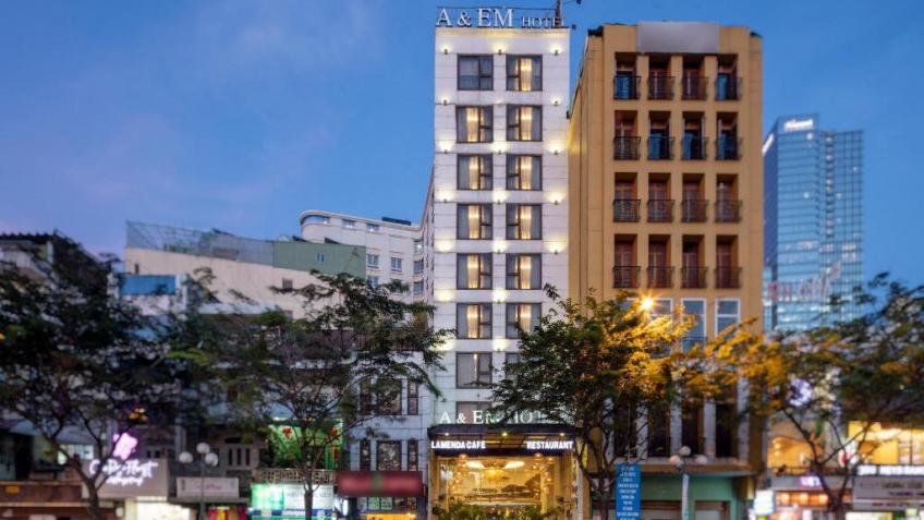 Đặt phòng khách sạn A&em Phan Bội Châu giá rẻ