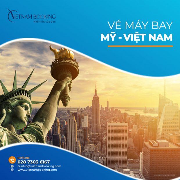 Thông tin Chuyến bay từ Mỹ về Việt Nam | Cập nhật 2021