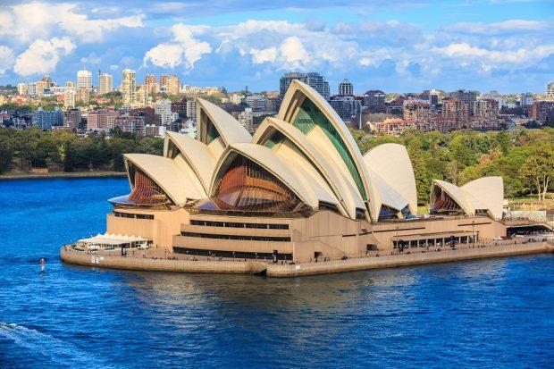Nhà hát con Sò nổi tiếng nhất nước Úc