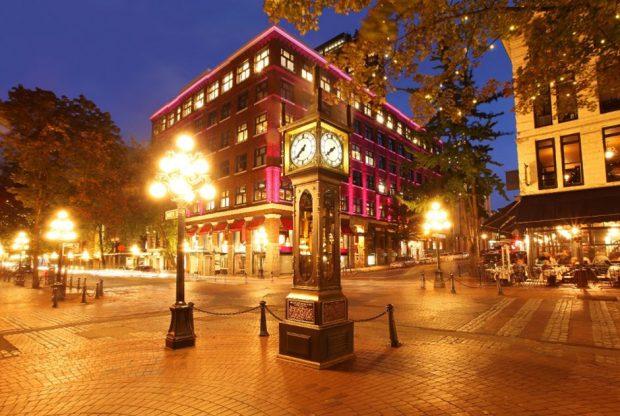 Khu phố lịch sử Gastown