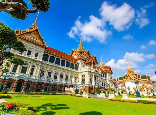 Vé máy bay đi Bangkok giá rẻ cùng Philippine Airlines