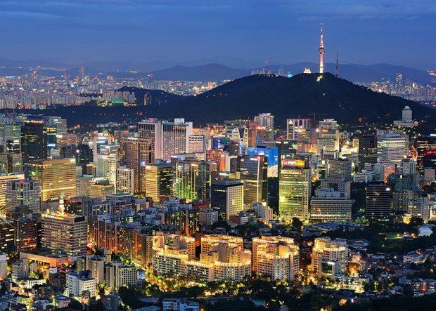 Vé máy bay đi Seoul giá rẻ cùng Philippine Airlines
