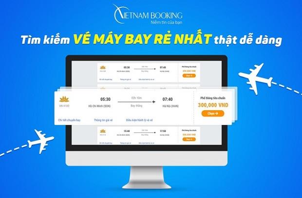Săn vé máy bay từ Hồ Chí Minh đi Đà Nẵng giá rẻ