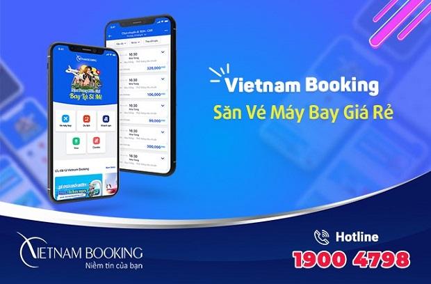 Săn vé máy bay từ Hồ Chí Minh đi Hà Nội giá tốt